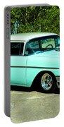 1956 Chevrolet Custom Model 2010  Portable Battery Charger