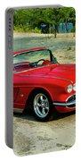 1962 Corvette Roadster Custom Portable Battery Charger