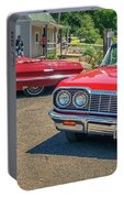 1964 And 1963 Chevrolet Impala Convertibles Portable Battery Charger