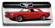 1965 Mustang 289 Coupe Portable Battery Charger