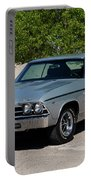 1969 Chevrolet Chevelle Ss 396 Portable Battery Charger