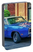 1970 Dodge Charger R/t Portable Battery Charger