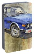 1972 Bmw 3.0 Csi Coupe  Portable Battery Charger