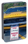 1973 Dodge Challenger Portable Battery Charger