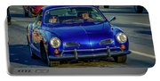 1974 Volkswagen Karmann Ghia  Portable Battery Charger