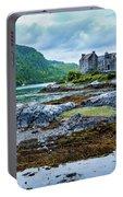 Eilean Donan Castle Portable Battery Charger