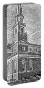 First Baptist Church Columbia Portable Battery Charger
