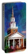 First Baptist Church Myrtle Beach S C Portable Battery Charger