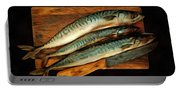 Fresh Mackerels Portable Battery Charger