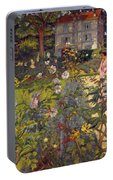 Garden At Vaucresson  Portable Battery Charger