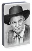 Gary Cooper Portable Battery Charger