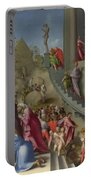 Joseph With Jacob In Egypt  Portable Battery Charger