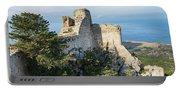 Kantara Castle, Cyprus Portable Battery Charger
