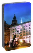 Liverpool's Historic Waterfront Portable Battery Charger