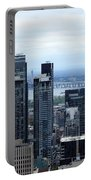 Montreal Skyline Portable Battery Charger