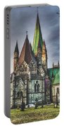 Nidaros Cathedral Portable Battery Charger