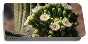 Saguaro Blossoms  Portable Battery Charger