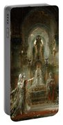 Salome Dancing Before Herod Portable Battery Charger