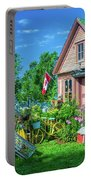 Scenic Garden And Antiques Store Portable Battery Charger