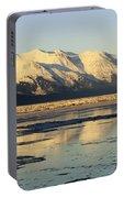Turnagain Arm And Kenai Mountains Alaska Portable Battery Charger