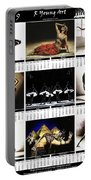 2019 High Resolution R Young Art Dance Calendar - Available Artw Portable Battery Charger