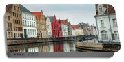 Brugge - Belgium Portable Battery Charger