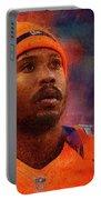 Denver Broncos.von Miller. Portable Battery Charger