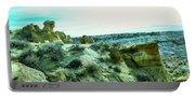 High Desert Landscape Portable Battery Charger