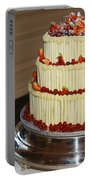 3 Layer Wedding Cake Portable Battery Charger
