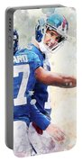 New York Giants Portable Battery Charger