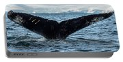 Whale In The Ocean, Southern Ocean Portable Battery Charger