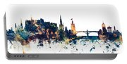 Edinburgh Scotland Skyline Portable Battery Charger