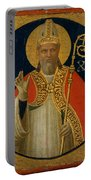 A Bishop Saint  Portable Battery Charger