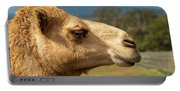 Camel Out Amongst Nature Portable Battery Charger