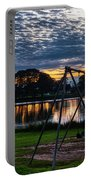 Obear Park Sunset Portable Battery Charger