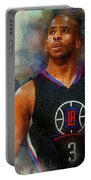 Chris Paul Portable Battery Charger