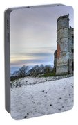 Donnington Castle - England Portable Battery Charger