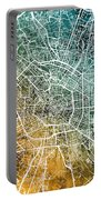 Milan Italy City Map Portable Battery Charger
