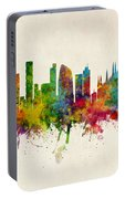 Milan Italy Skyline Portable Battery Charger
