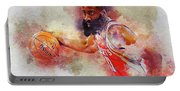 James Edward Harden Portable Battery Charger