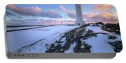 Akranes - Iceland Portable Battery Charger