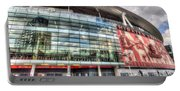 Arsenal Fc Emirates Stadium London  Portable Battery Charger