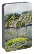 A Barn With A Mossy Roof, Shoreham - Digital Remastered Edition Portable Battery Charger
