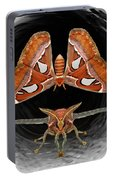 A Is For Atlas Moth Portable Battery Charger