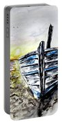abandoned Fishing Boat No.2 Portable Battery Charger by Clyde J Kell