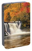 Abrams Falls Autumn Portable Battery Charger