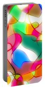 Abstract G1 Portable Battery Charger
