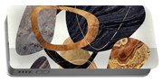 Abstract Pebbles IIi Portable Battery Charger