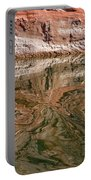 Abstract Reflections On Lake Powell Portable Battery Charger