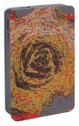 Abstract Rose 745 Portable Battery Charger